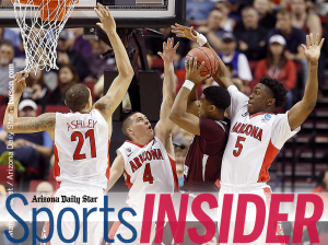Sports insider Sweet 16 issue, for tablet or desktop