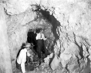 Mine Tales: Mules aided Grand Canyon's Grandview site