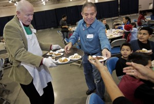 Photos: Salvation Army Christmas Dinner