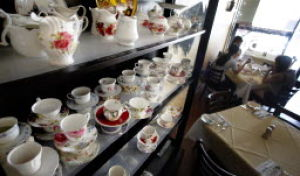 Russian tea room to return after the holidays