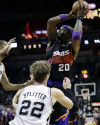 NBA: Suns 105, Spurs 101, OT: Suns shock NBA-best Spurs