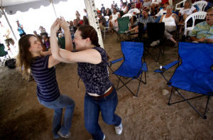Photos: Music on the Mountain