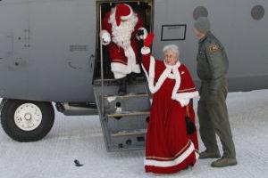 Photos: Arctic Santa