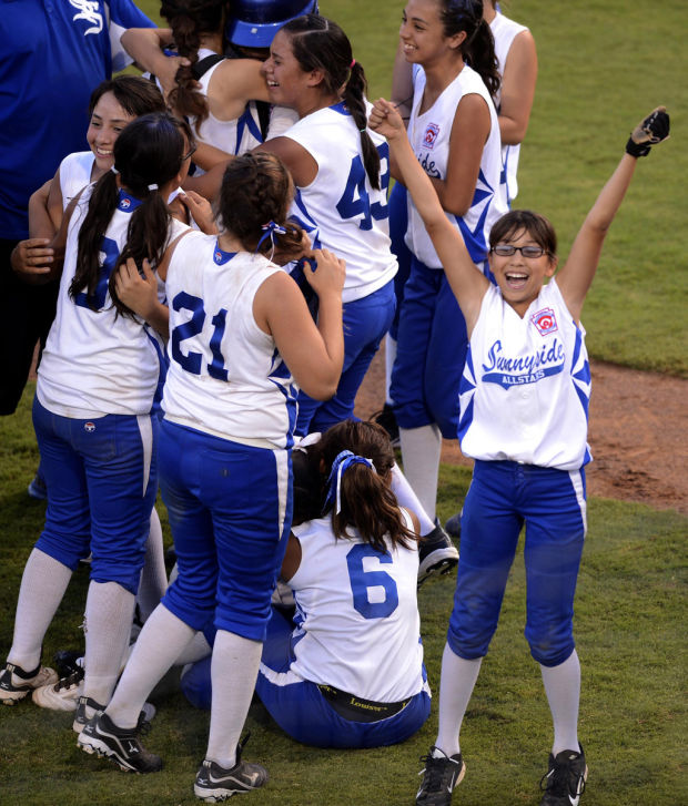 Photos Sunnyside Softball Wins Little League World Series