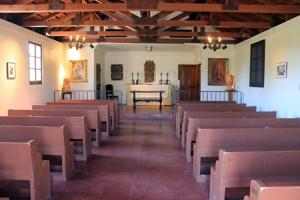 San Pedro Chapel a tiny Fort Lowell treasure