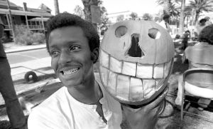 Throwback Thursday: UA pumpkin carving contest