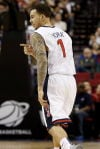 Career day: Arizona's York sinks 5 threes, Ohio. St.