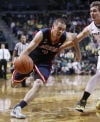 No. 7 Arizona Wildcats vs. Oregon Ducks men's college basketall