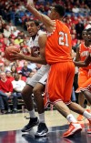 Arizona Wildcats 72, UTEP 51