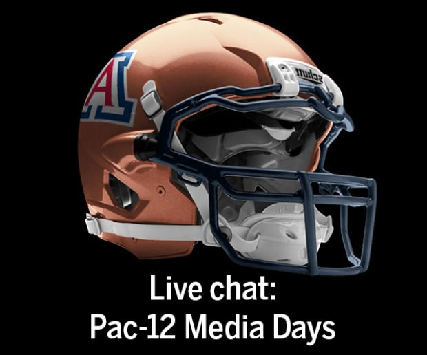 Live chat: Pac-12 Media Days