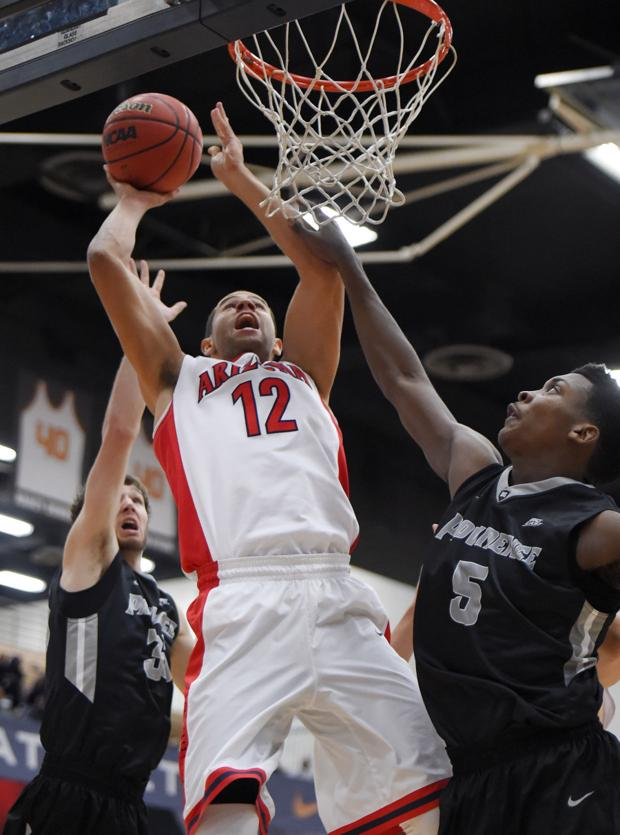 Arizona basketball: Flaming out against Friars