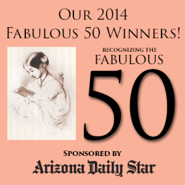 2014 Fabulous 50 Winners