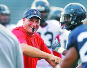 Wildcats jittery as curtain rises on 2013 season