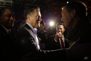 5 myths about Romney, perhaps a presidential candidate