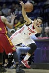 UA basketball: Rockets recall Nick Johnson