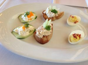 LaPage brings culinary excitement to wine country