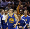 NBA playoffs Determined Warriors don't let history repeat