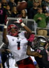 University of Arizona vs Oregon