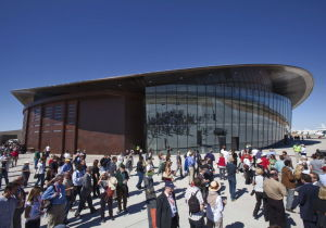 New Mexico spaceport sets sights on new customers