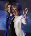 Blog: Giffords makes emotional DNC appearance
