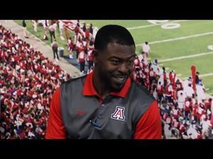 Watch: UA cornerbacks coach Addae on recruiting, gaming
