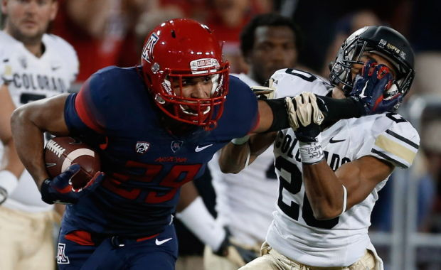 Arizona football: Hill pleased with effort at pro day