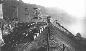 Mine Tales: Inclines gave miners a steep step up