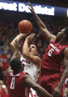 Arizona vs. Washington State men's college basketball