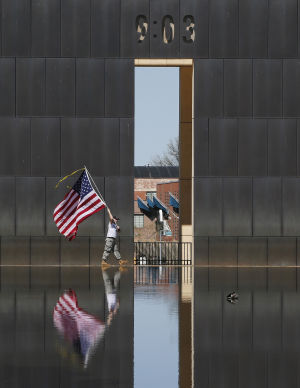Photo of the day: Oklahoma City National Memorial