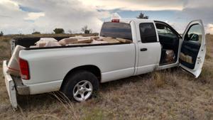 Border agents seize ton of pot near Sonoita