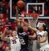 Arizona vs. Oral Roberts college basketball