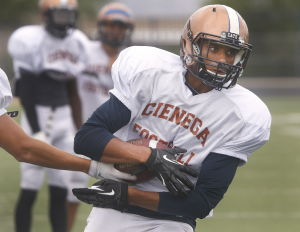 Cienega's Johnson getting attention from UA, others