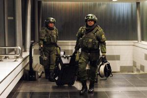 Acusan a anarquistas por cuatro atentados en Chile