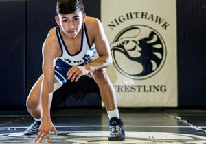 Hansen's Sunday Notebook: Prep wrestler at top of recruiters' lists