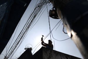 Brasil cae en recesión económica