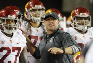 South at stake as USC, UCLA enter rivalry week