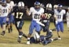 Big second half carries Falcons by Caballeros