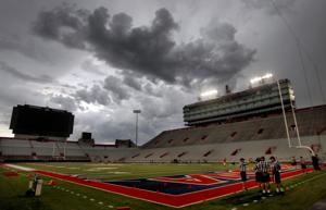 Tucson weather: Thunderstorms likely for Wildcats season opener