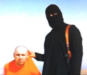 Aparente decapitación de otro periodista de EEUU