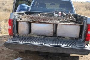 3 arrested, 700 pounds of pot seized