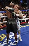 Floyd Mayweather Jr., Marcos Maidana