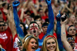 Photos: Arizona No. 4 on Playboy's list of party schools