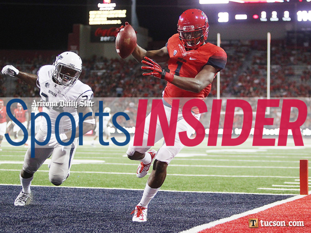 In the new issue of the Sports Insider
