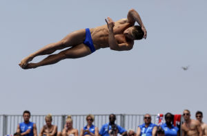 Photos: Diving in Swimming World Championships