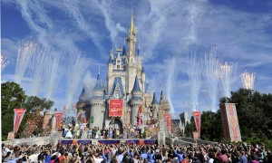 Fantasyland opens at Disney World