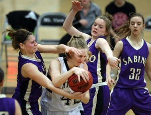 Girls high school basketball: Sabino at Mountain View