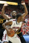 Arizona Wildcats 73, Arizona State 58