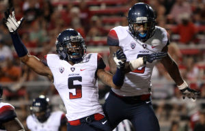 Arizona football: Local stars Carey, Fischer shine in Wildcats' 58-13 rout of UNLV