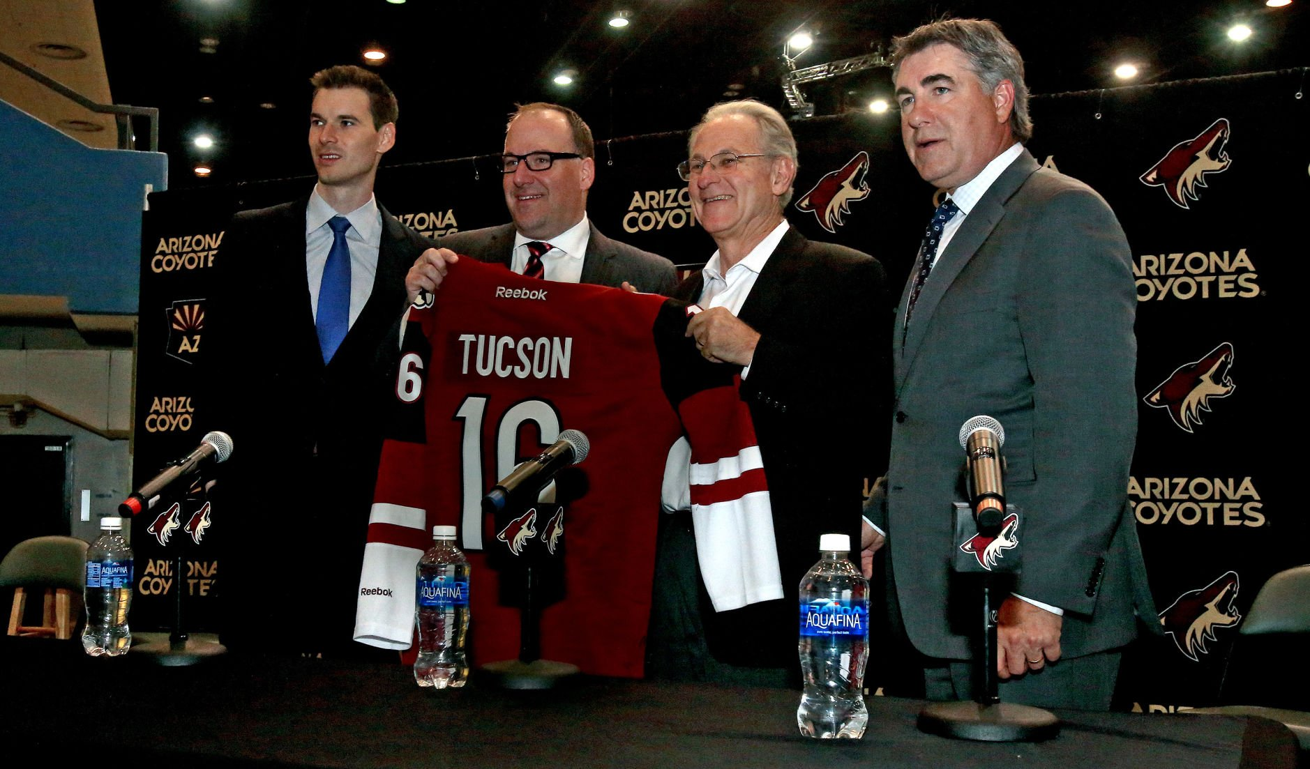 AHL: Coyotes To Unveil New Name & Logo For Minor League Affiliate In Tucson At Open House Event At TCC June 18, 2016