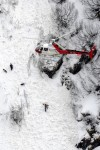 Avalanche hits backcountry group in Switzerland; 4 dead, 1 missing